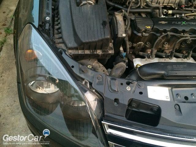 Chevrolet Vectra GT 2.0 8V (Flex) - Foto #3