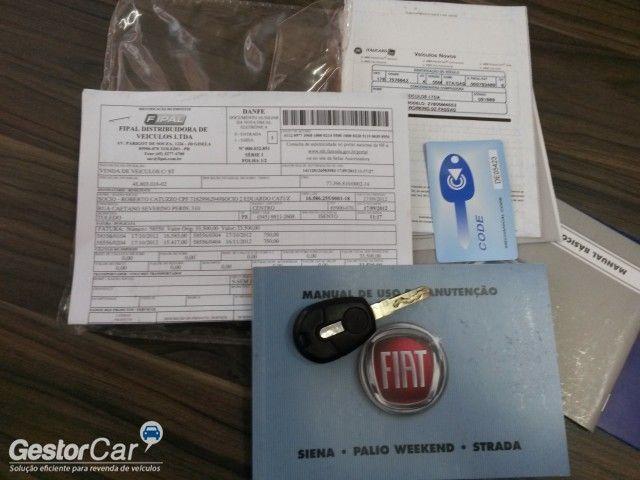 Fiat Strada Working 1.4 (Flex) - Foto #9
