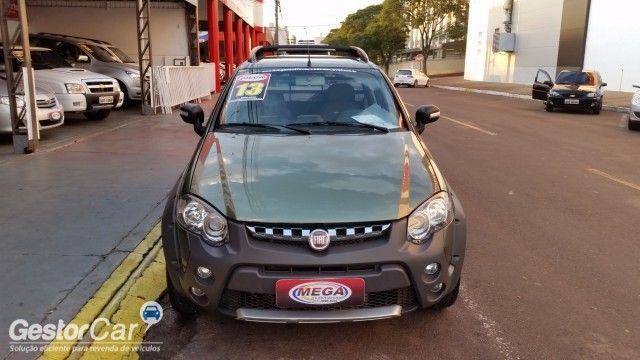Fiat Strada Adventure 1.8 16V (Flex)(Cab Estendida) - Foto #2