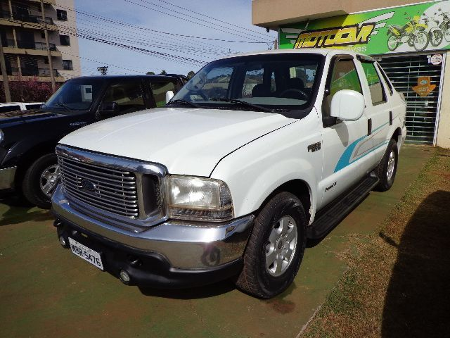 Ford F250 Tropical 4.2 Turbo (Cabine Dupla) - Foto #1