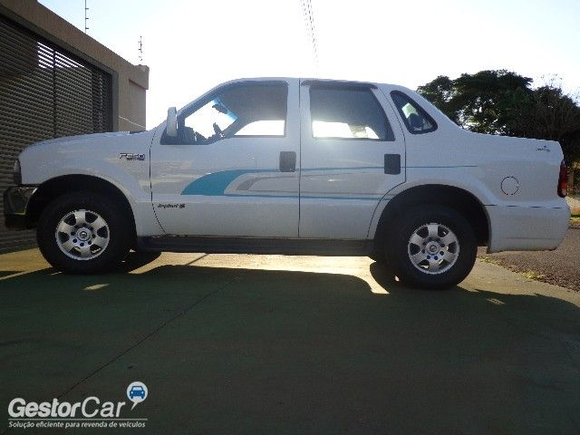 Ford F250 Tropical 4.2 Turbo (Cabine Dupla) - Foto #2