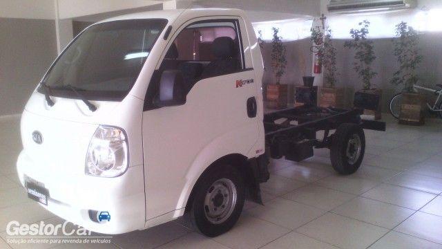 KIA Bongo K-2700 RS 4x2 (cab. simples) - Foto #10