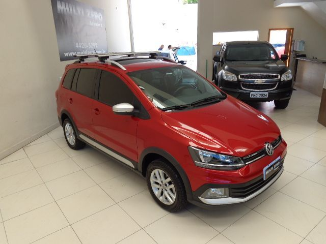 Volkswagen Space Cross i-Motion 1.6 MSI 16V Total Flex - Foto #1