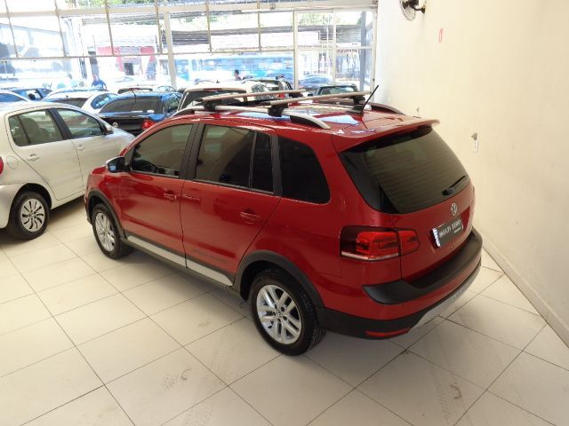 Volkswagen Space Cross i-Motion 1.6 MSI 16V Total Flex - Foto #2