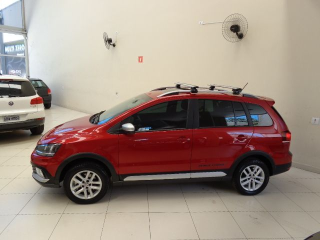 Volkswagen Space Cross i-Motion 1.6 MSI 16V Total Flex - Foto #10