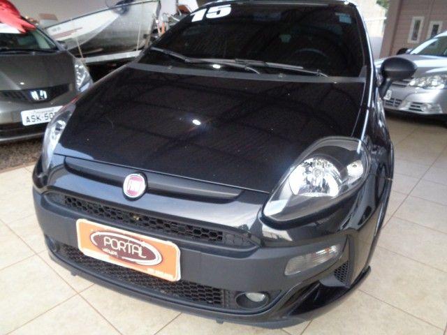 Fiat Punto BlackMotion 1.8 16V (Flex) - Foto #1
