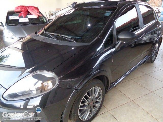 Fiat Punto BlackMotion 1.8 16V (Flex) - Foto #2