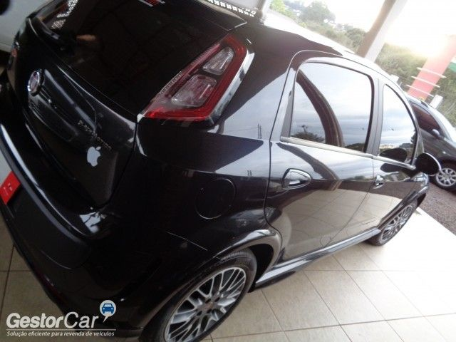 Fiat Punto BlackMotion 1.8 16V (Flex) - Foto #4