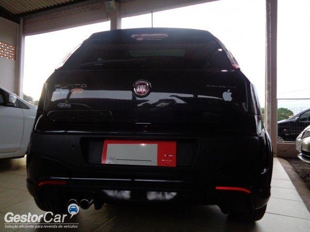 Fiat Punto BlackMotion 1.8 16V (Flex) - Foto #5