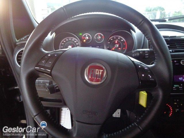 Fiat Punto BlackMotion 1.8 16V (Flex) - Foto #9