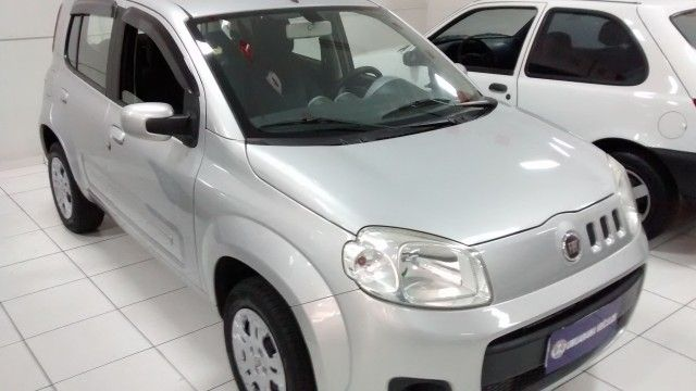 Fiat Uno Attractive 1.4 8V (Flex) 4p - Foto #1