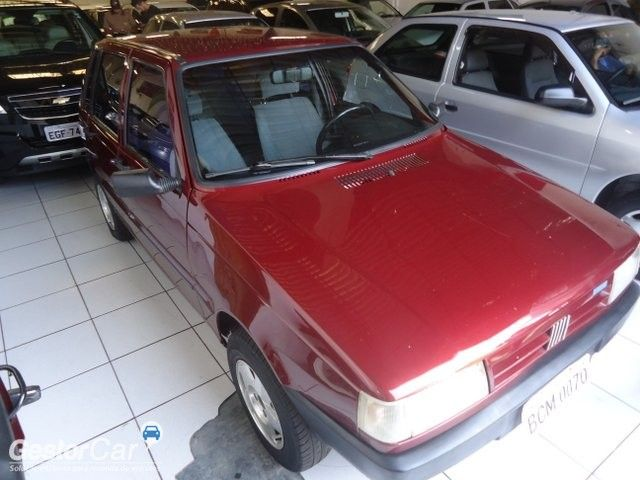 Fiat Uno Mille EP 1.0 IE - Foto #2