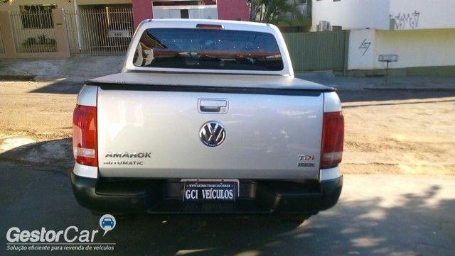 Volkswagen Amarok 2.0 TDi CD 4x4 Trendline - Foto #5