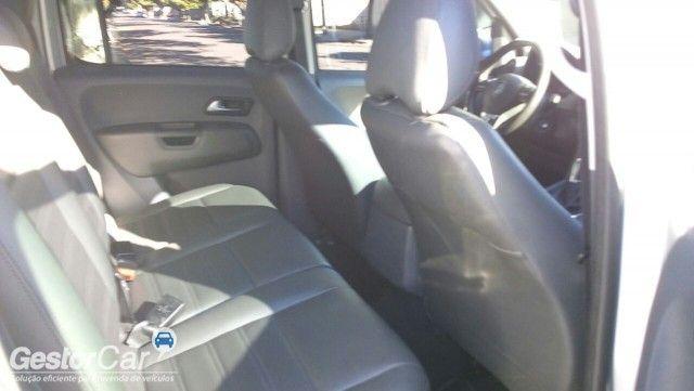 Volkswagen Amarok 2.0 TDi CD 4x4 Trendline - Foto #8