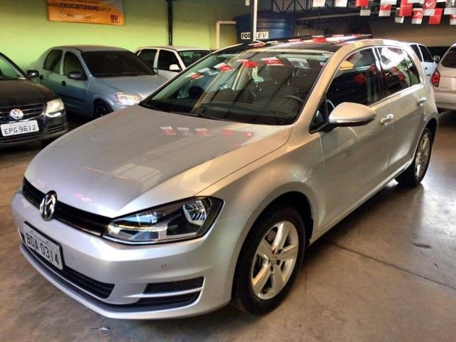Volkswagen Golf Comfortline DSG 1.4 TSi - Foto #1