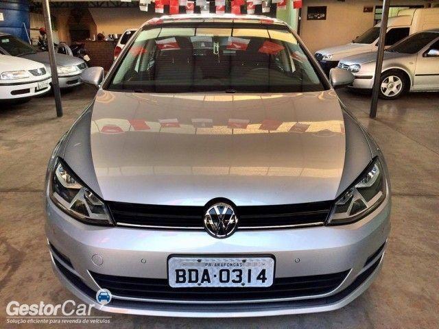 Volkswagen Golf Comfortline DSG 1.4 TSi - Foto #2
