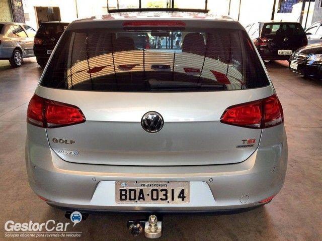 Volkswagen Golf Comfortline DSG 1.4 TSi - Foto #5