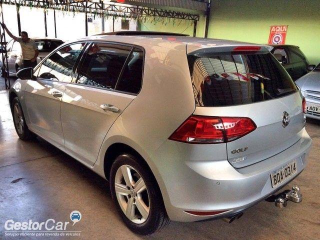 Volkswagen Golf Comfortline DSG 1.4 TSi - Foto #6