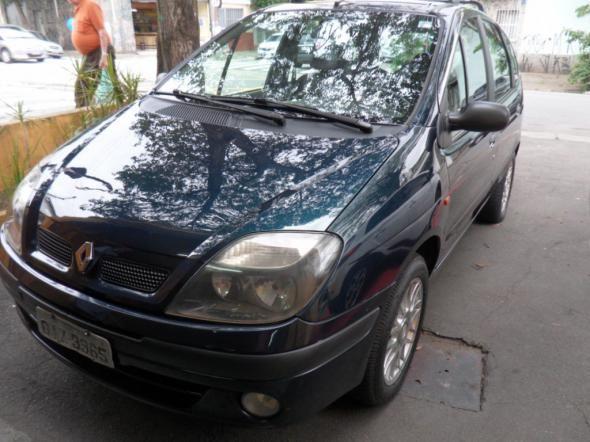 Renault Scénic RT 1.6 16V Alize - Foto #2