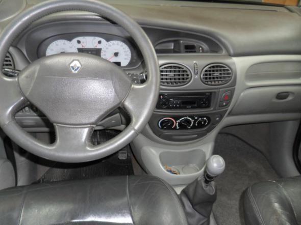 Renault Scénic RT 1.6 16V Alize - Foto #6