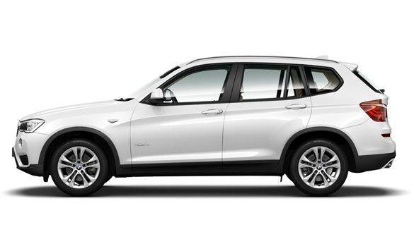 BMW X3 X Line 20i 4X4 2.0 16V - Foto #1