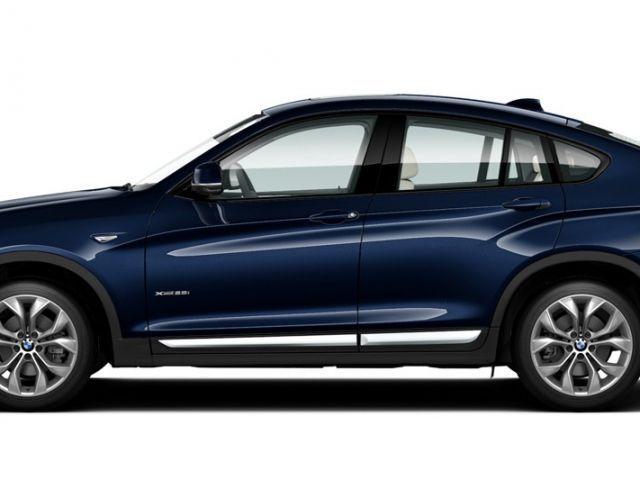 BMW X4 28I X Line 4X4 2.0 16V Turbo - Foto #1