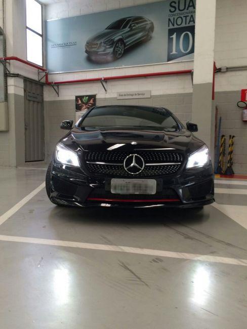 Retrovisor Mercedes Classe A  Como Funciona