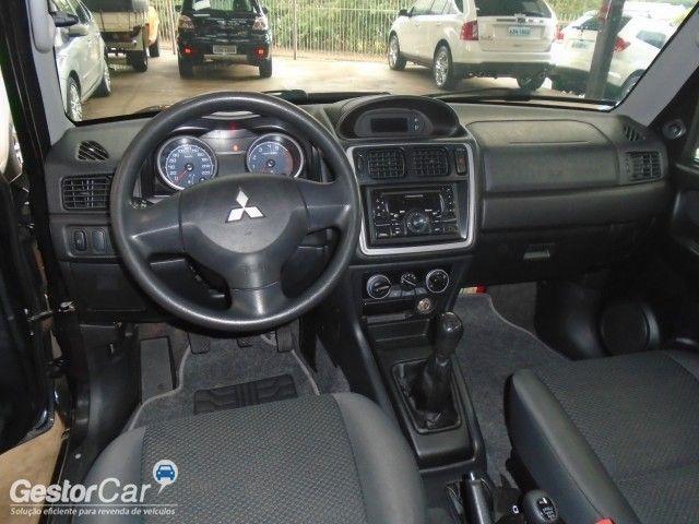 Mitsubishi Pajero TR4 2.0 16V (flex) - Foto #5