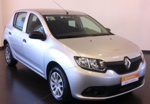 Renault Sandero Authentique Plus 1.0 16V (Flex) - Foto #1