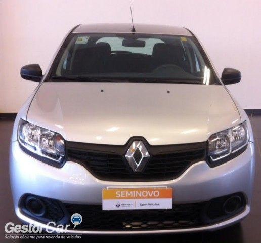 Renault Sandero Authentique Plus 1.0 16V (Flex) - Foto #2