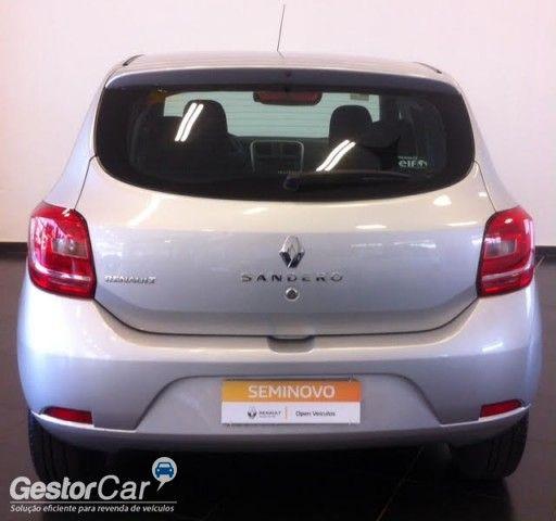 Renault Sandero Authentique Plus 1.0 16V (Flex) - Foto #4