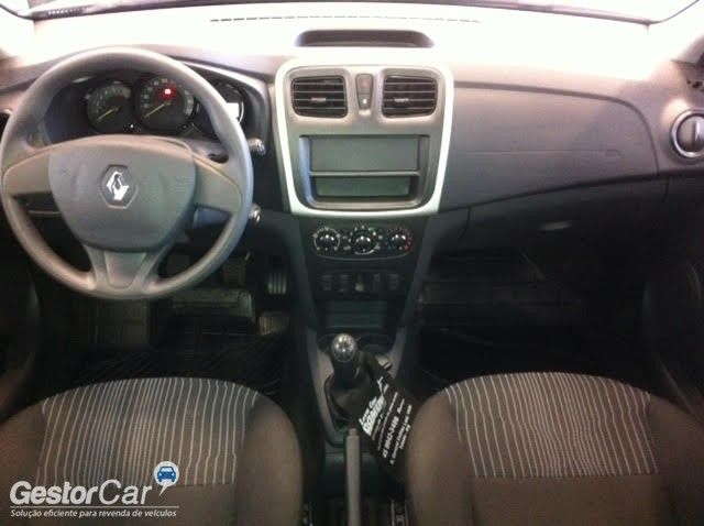 Renault Sandero Authentique Plus 1.0 16V (Flex) - Foto #5