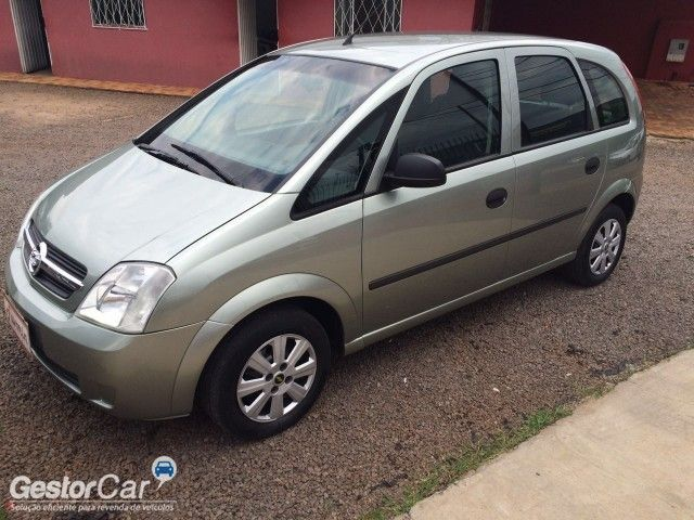 Chevrolet Meriva Joy 1.8 (Flex) - Foto #2