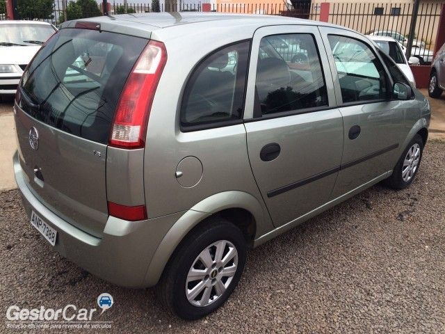 Chevrolet Meriva Joy 1.8 (Flex) - Foto #4