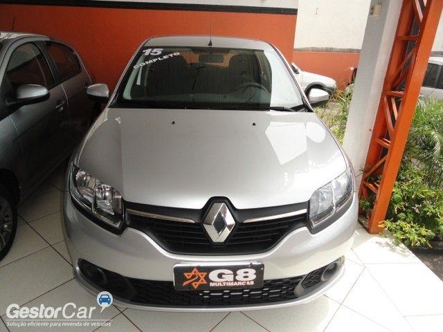 Renault Sandero Expression 1.6 8V - Foto #3