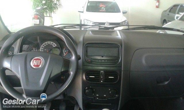 Fiat Strada Working 1.4 (Flex)(Cabine Dupla) - Foto #5