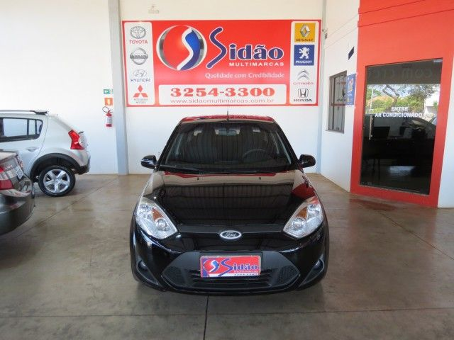 Ford Fiesta Sedan Class 1.6 (Flex) - Foto #1