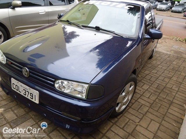 Volkswagen Saveiro TSi 2.0 MI - Foto #4