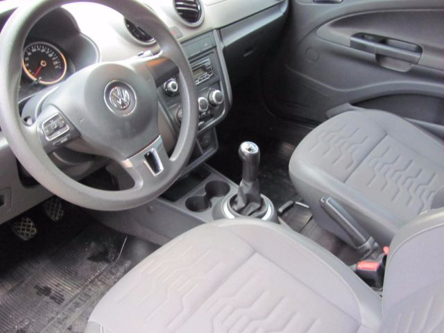 Volkswagen Saveiro Cross CE 1.6 8V Total Flex - Foto #6