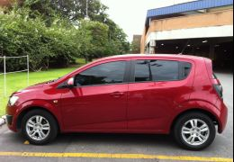 Chevrolet Sonic Hatch LT 1.6 (Aut)