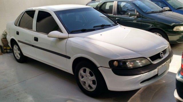 Chevrolet Vectra GLS 2.0 MPFi (nova série) - Foto #1