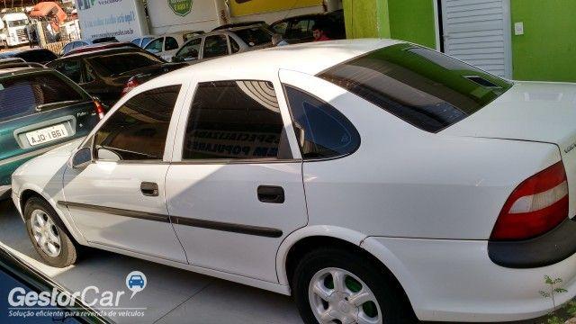Chevrolet Vectra GLS 2.0 MPFi (nova série) - Foto #5
