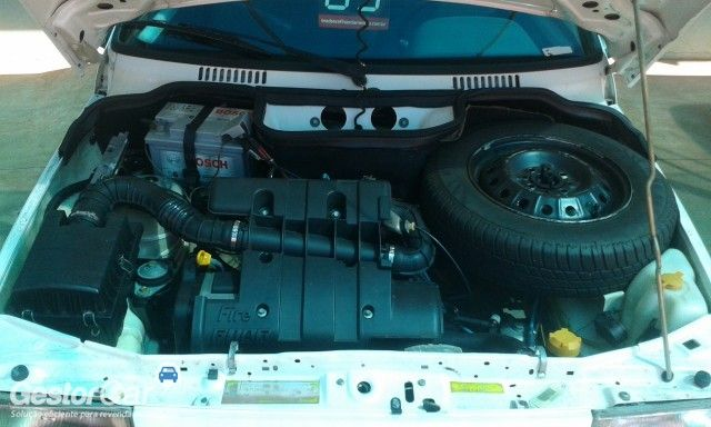 Fiat Uno Mille Fire 1.0 - Foto #8