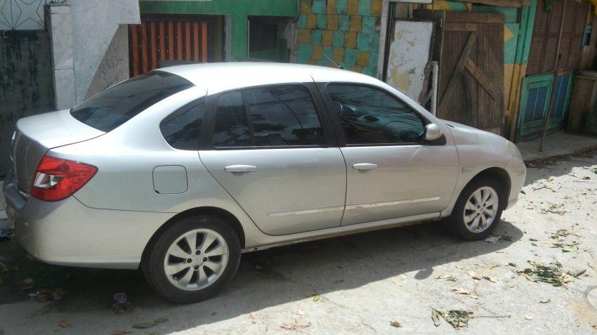 Renault Symbol 16 16v Privilge Flex 20092010 Salo Do Carro