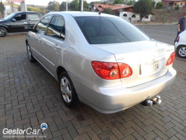 Toyota Corolla Sedan XEi 1.8 16V (nova série) - Foto #5