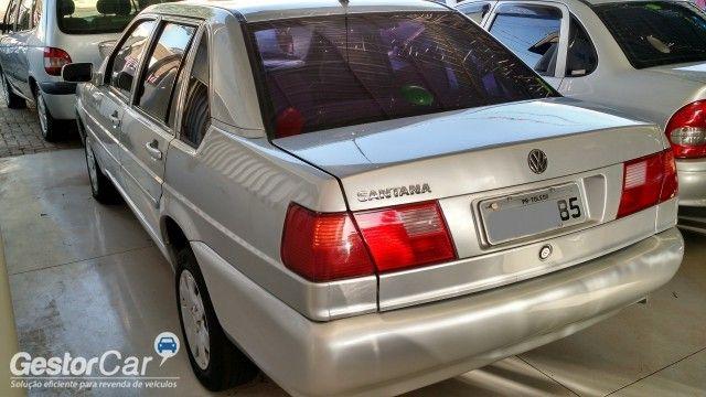 Volkswagen Santana 2.0 MI - Foto #6