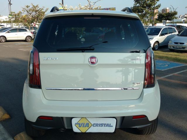 Fiat Idea Essence Dualogic 1.6 16V Flex - Foto #6