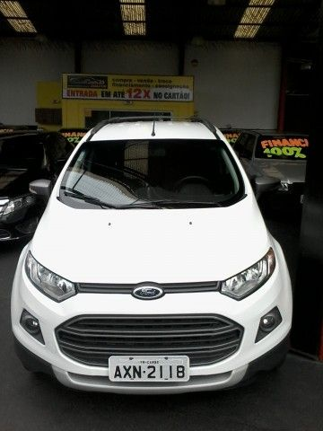 Ford Ecosport Freestyle Plus 4WD 2.0 16V (Flex) - Foto #1