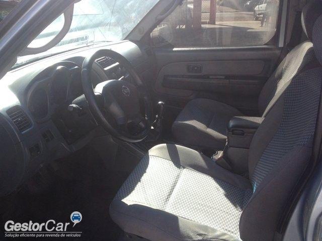 Nissan Frontier SE 4x4 2.8 (cab.dupla) - Foto #5