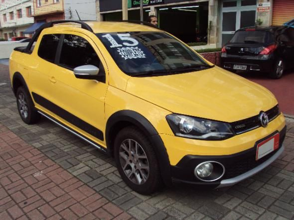 Volkswagen Cross 1.6 T.flex 16V Cd - Foto #2